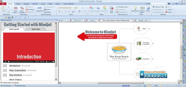 MindManager acelera inovações e gerencia informações!
